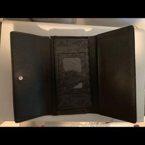 Michael Kors Accessories - Michael Kors Wallet - Black